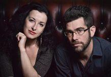 Neue Jiddische Lieder mit Sveta Kundish und Patrick Farrell am Flughafen Erfurt-Weimar