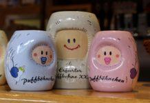 Puffbohnen-Becher